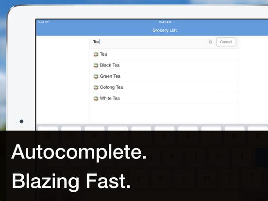 1List: Fast & Simple Reminders Screenshots