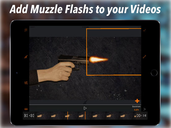 Muzzle Flash FXs Screenshots