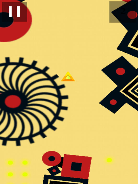 Tiny Tri-Angle Shape Adventure screenshot 5