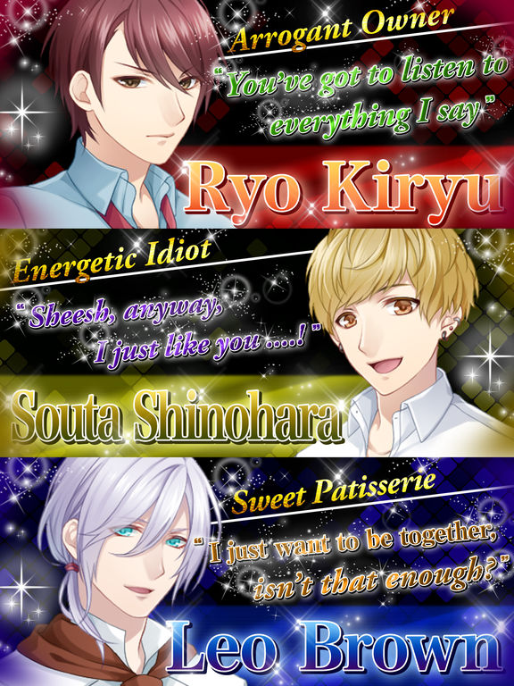 free dating sim apps for ipod