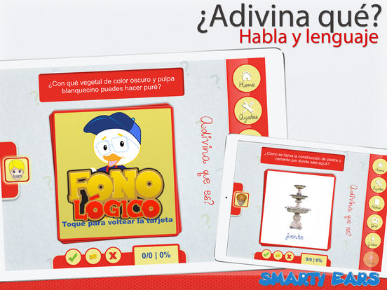 Smarty Speech - Spanish iPad Screenshot 4