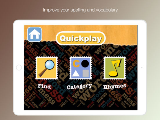 Word Mess Screenshots