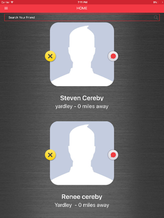 ZYN - The Dating App Screenshot