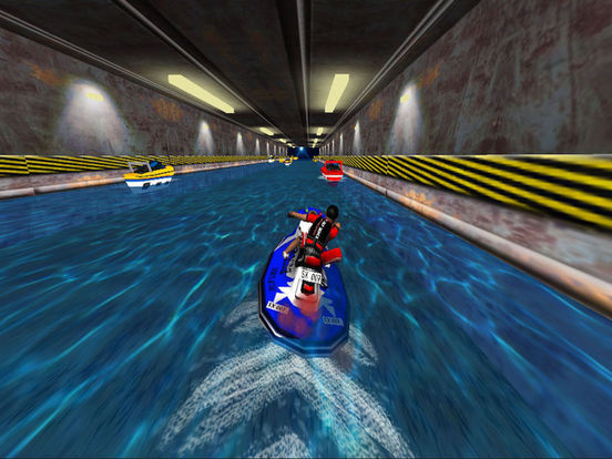 Jet Ski Madness 3D - Fun Jet Ski Race For Kids Screenshots