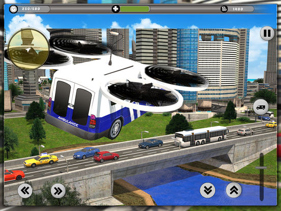 Flying Drone Ambulance screenshot 8