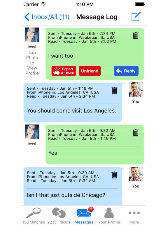 Dating dna app