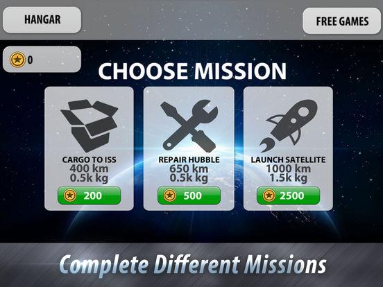 Space Shuttle Pilot Simulator 3D Full screenshot 6