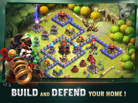 Clash of Lords 2: New Age Screenshots