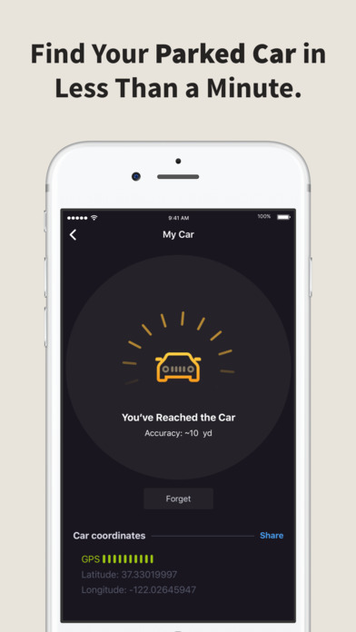 Anchor Pointer: GPS Compass (Find your parked car) Screenshots