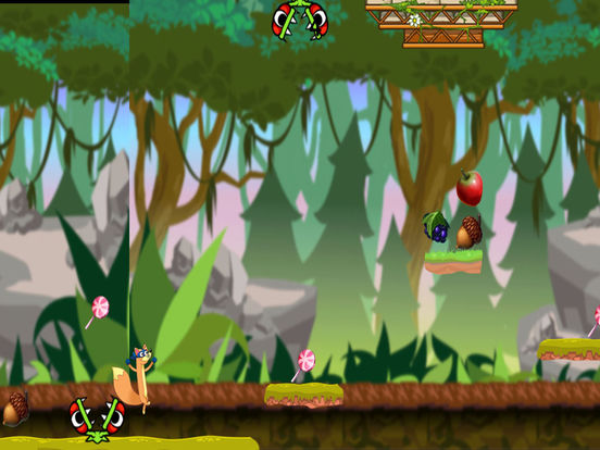 Trappy Forest Little Sky Fox Jumper screenshot 3