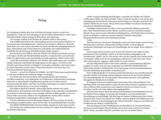 Onleihe iPad Screenshot 4