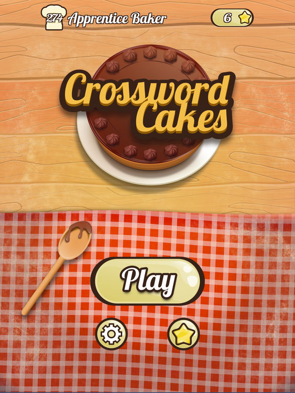 Crossword Cakesscreeshot 2
