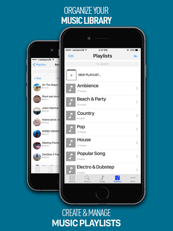 Premium Player: Unlimited Music for Pandora screenshot 10