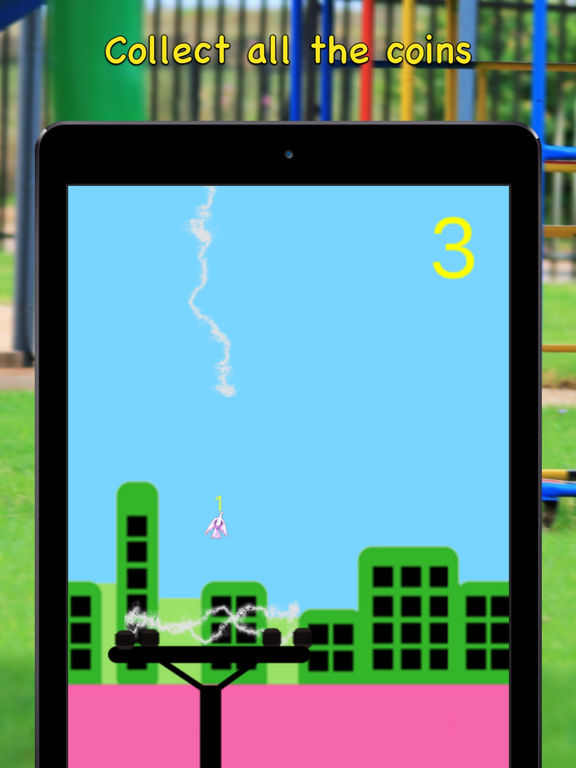 Best Flying Endless Dove Game for Kids and Toddler Screenshots