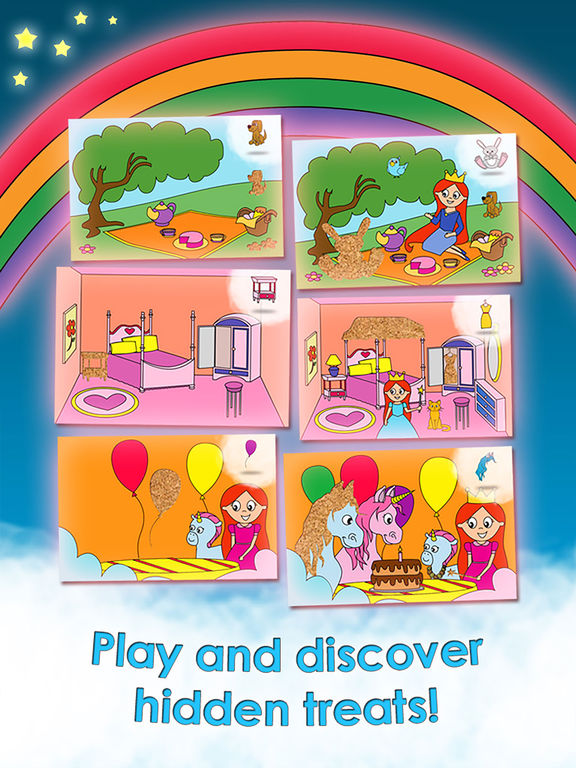 Princess Games for Girls Games Free Kids Puzzlesscreeshot 3