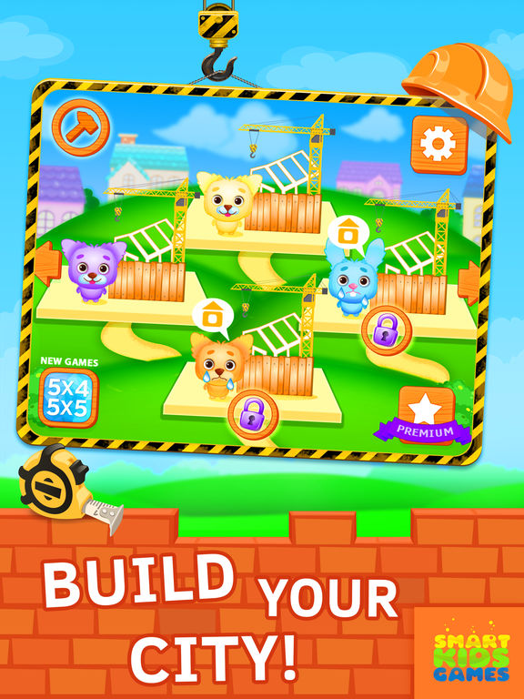 App shopper building construction games for kids games for House construction app