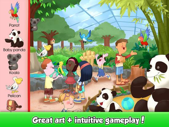 Look & Find: Fun Activities!screeshot 1