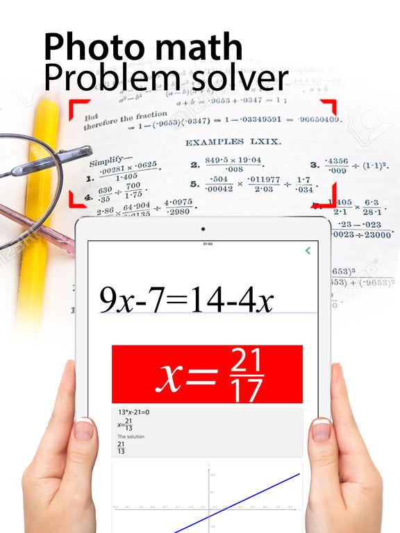 solving algebra math problems