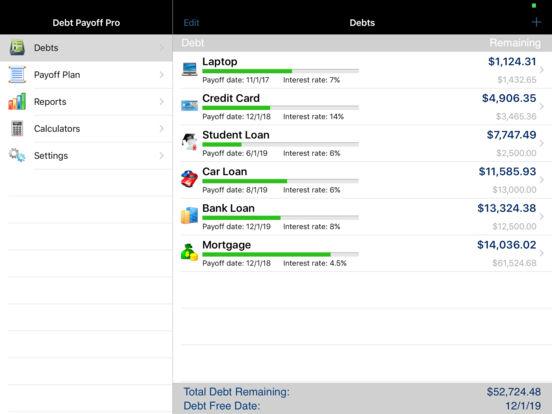 Debt Payoff Assistant screenshot 6