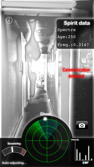 鬼魂探测器:Ghost Observer