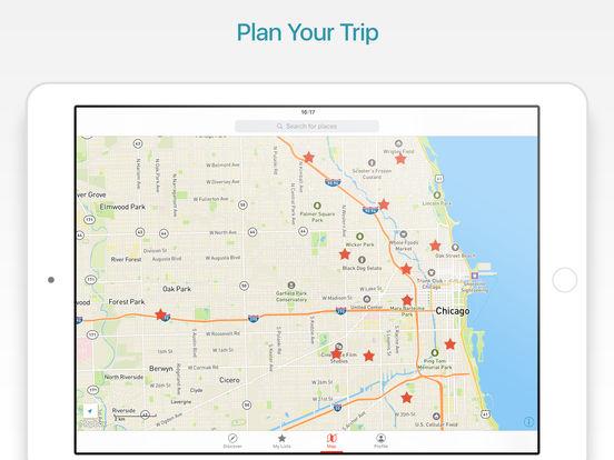 Chicago 2Go iPad Screenshot 1