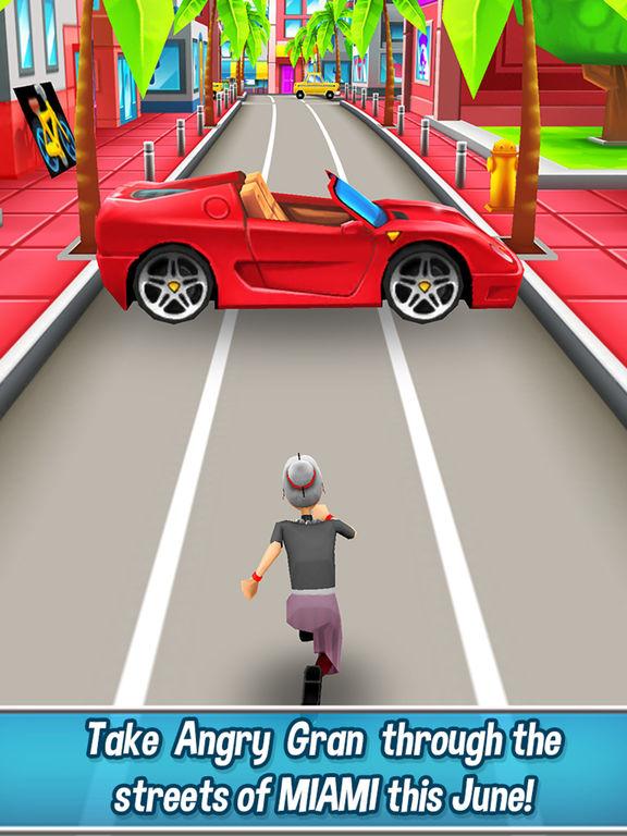 Angry Gran Run screenshot 6