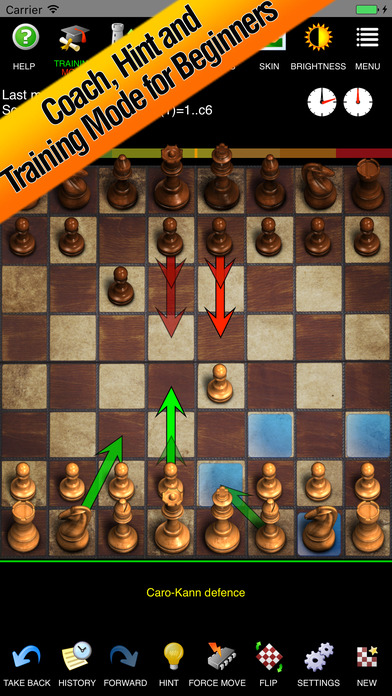 Ultimate Chess - Learn, Play and Friends Online Screenshot