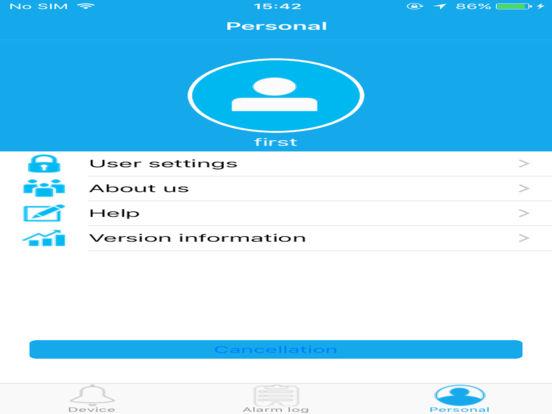 oneKeeper(En) iPad Screenshot 5