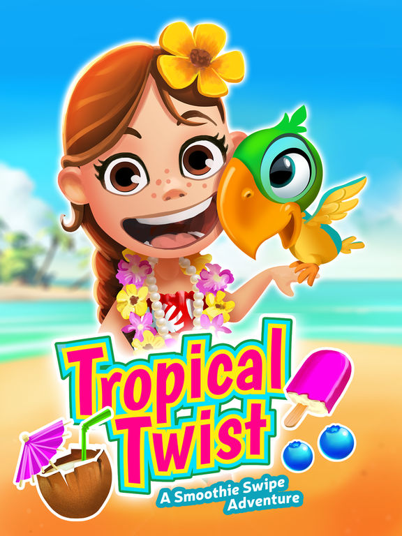 Игра Tropical Twist