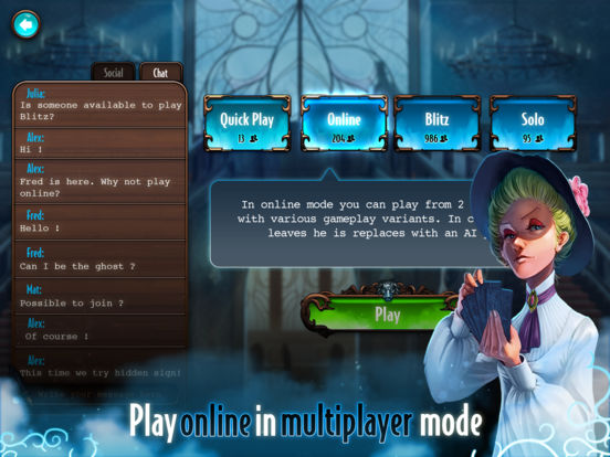 Screenshot #3 for Mysterium: The Board Game