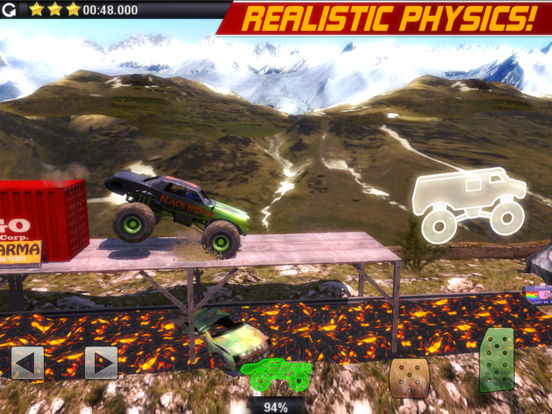 Offroad Legends Warmupscreeshot 2
