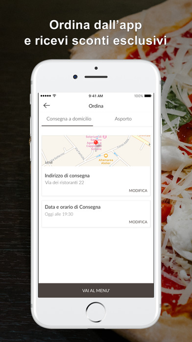 Pizzeria Mangiafuoco screenshot 3