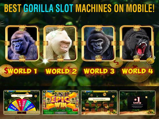 play online casino slots gorilla spiele