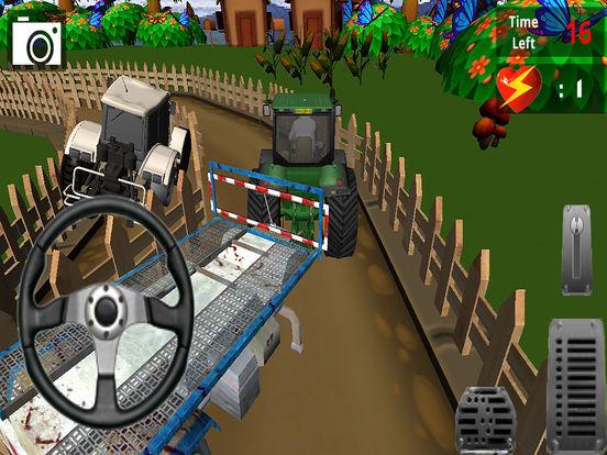 Tractor Farming Simulator Driving Pro screenshot 5