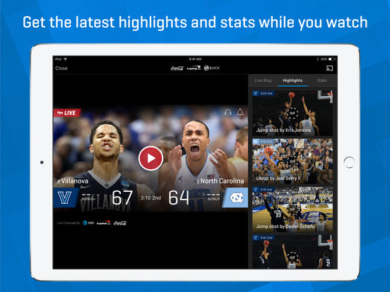 Screenshot #5 for NCAA March Madness Live - Men's College Basketball