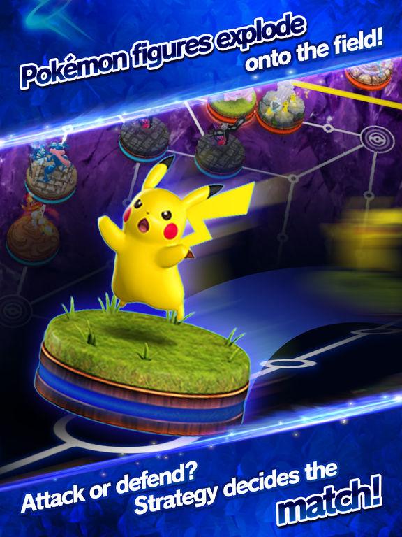 Screenshots of Pokémon Duel for iPad