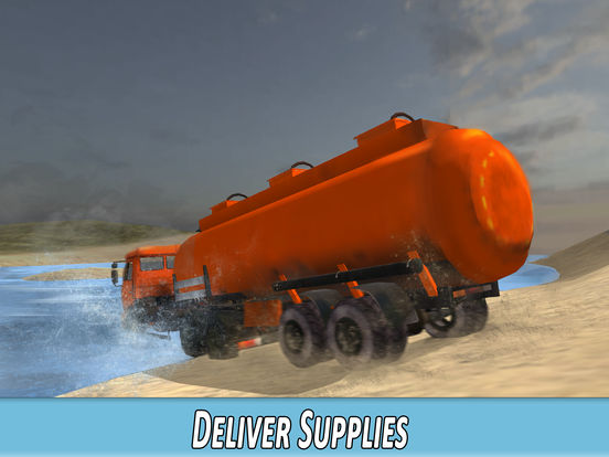 Army Truck Driver Simulator 3D Full screenshot 8