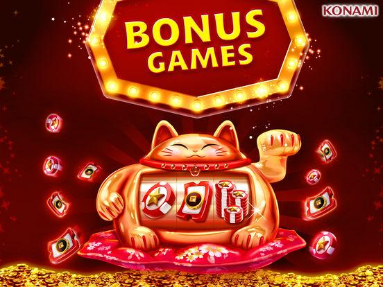 Konami slots free casino hack