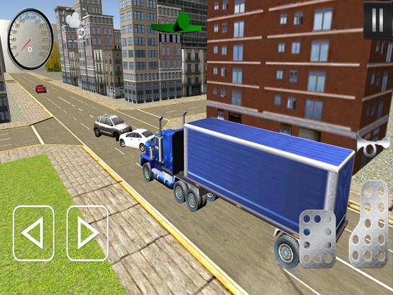 真正的卡车驾驶模拟 2017