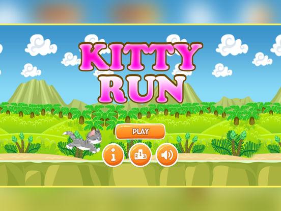 Kitty Run Lite screenshot 4