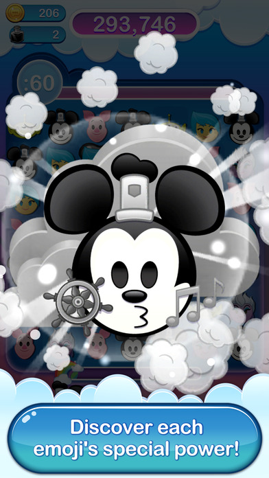 Screenshot #6 for Disney Emoji Blitz - Classics
