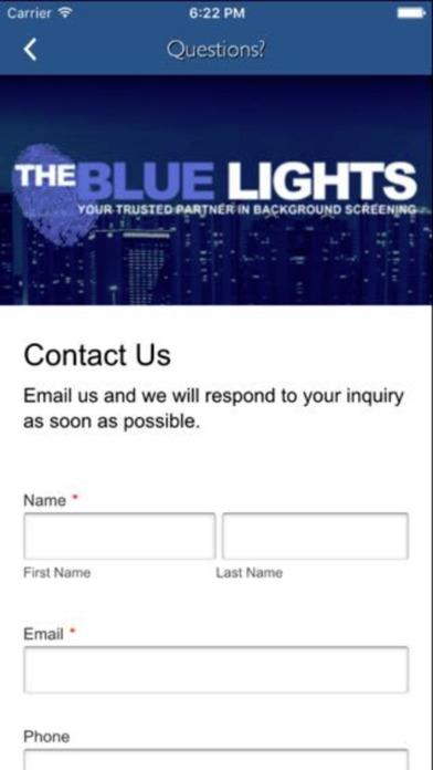 App Shopper: The Blue Lights LLC (Business)