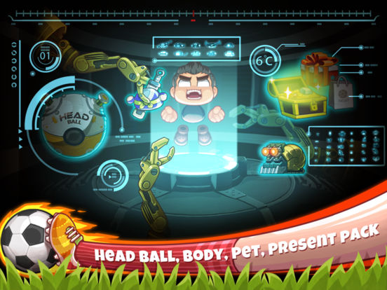 Head Soccerscreeshot 2