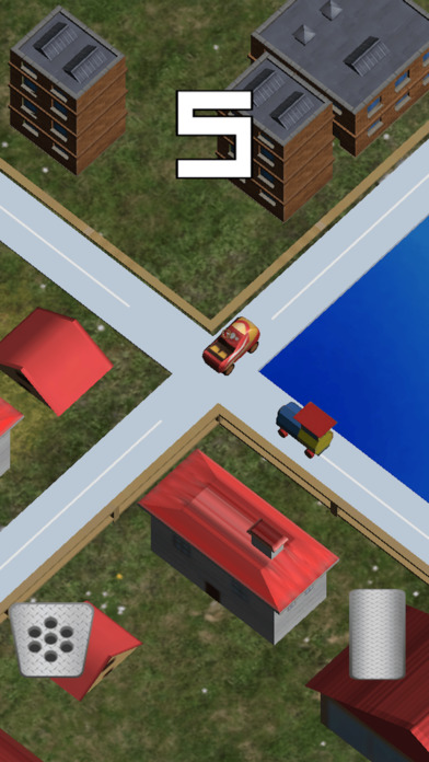 Mini Train Street Rush Pro screenshot 3