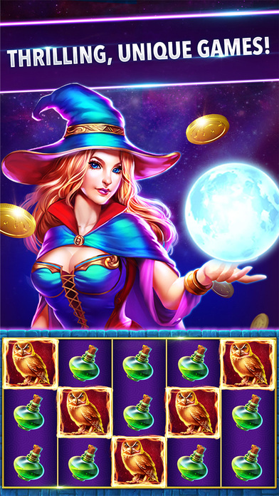 Screenshot 4 Slots Casino — Lucky Win Vegas Slot Machines