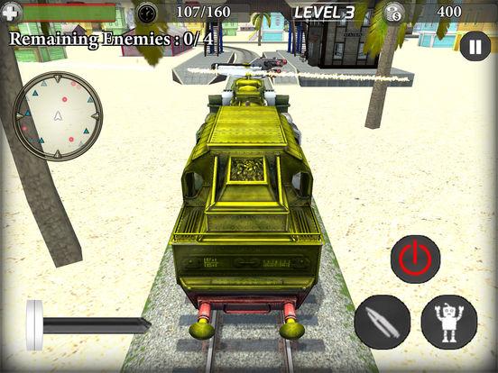 Train Robot Transformation screenshot 6