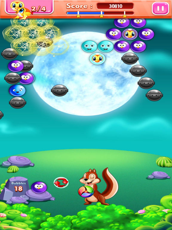 Pet Bubble Shooter 2017 - Puzzle Match Game для iPad