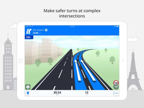 Sygic North America: GPS Navigation, Offline Maps Screenshots