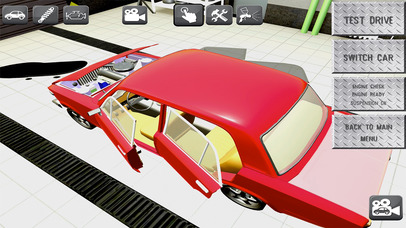 Racing Car Workshop screenshot 4