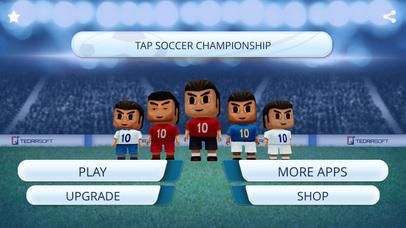 Tap Soccer Championship screenshot 1